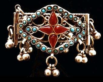 Delightful Turkman Vintage Bracelet