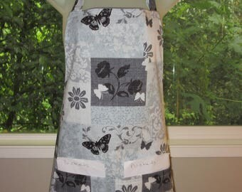 Womens Aprons - Aprons for Women - Butterfly Craft Paper
