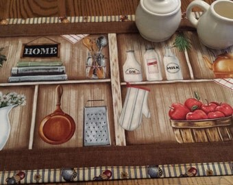 Country Time Place mats