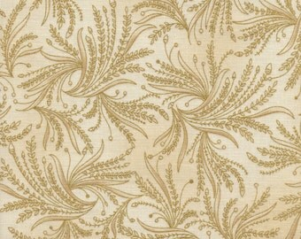 Kaufman Metallic Valley Of The Kings 2 16287 14 Natural Golden Branches By The Yard