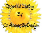 Reserved Listing for ANN LUTZ only