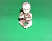 Antique German Doll Antique Frozen Charlotte German Doll Altered Art Jewelry Making Doll