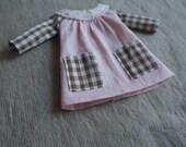 Pink dress for Blythe