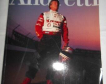"""Mario Andretti Signed """"Andretti' BOOK"""
