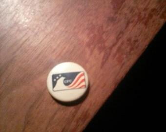Vintage CFC Political Lapel Button Pin