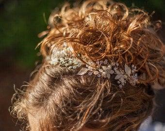 Rhinestone Hair Vine, Rhinestone headband, Hair Vine, Rhinestone Hair Vine