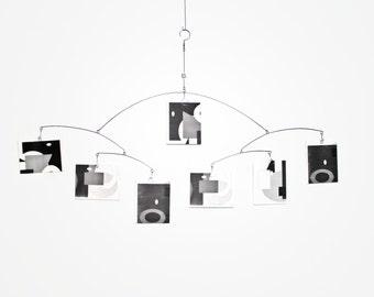 Mobile Frame, DIY Hanging Mobile Frame, skys55, Your Own Art Mobile, Art Mobile Frame, Mobile Frame for your Images, Ceiling Mobile Frame
