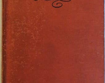 An Old Copy of The First Christmas by Lew Wallace, 1899