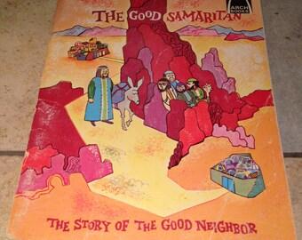 1964 The Good Samaritan Arch Book Children's Book