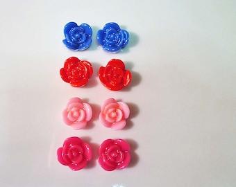 SALE - Little Flower Stud Earrings
