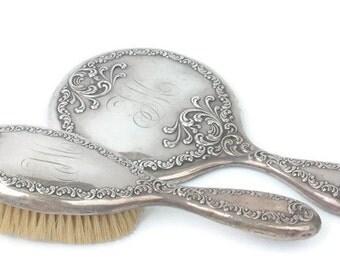 Victorian Hair Brush Etsy
