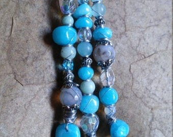 Ocean Blue Collection Necklace