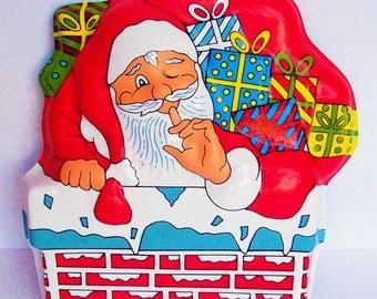 Santa Clause Cake Pop Tops/ 3