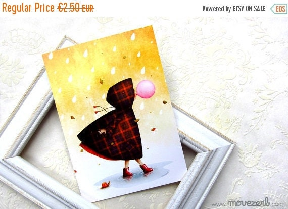 Spring cleaning sale L'insolente - Postcard