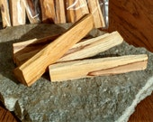 Palo Santo Sticks~Large~Holy Wood~Cleansing Sacred Space~Clearing Harmful Energy