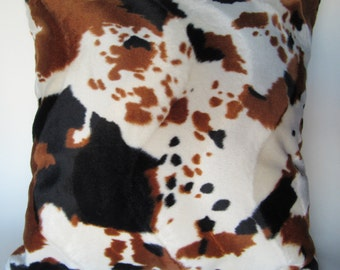 """SALE  covers in Tiger, Jaguar or American Painted horse, last pairs, half price, scatter cushions 18"""""""
