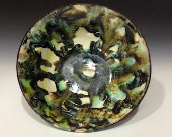 Camo colored bowl 2
