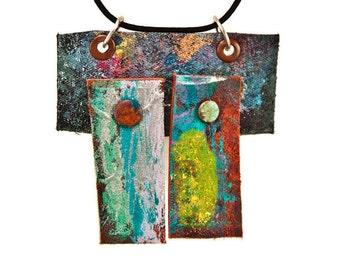 boho jewelry statement long necklace 2017 gypsy hippie tribal jewelry large pendant