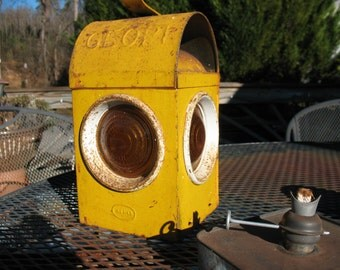 Vintage Roadworks Paraffin Lantern - On SALE now