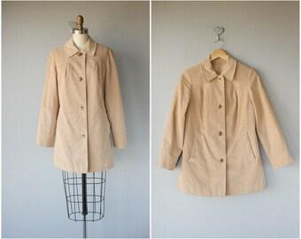 Vintage 1960s Car Coat | 60s Jacket | 60s Coat | 60s Car Coat | Vintage Chore Coat | Chore Jacket