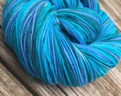Hand Dyed Sock Yarn Bad A...