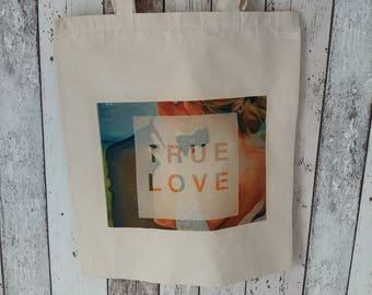true love tote