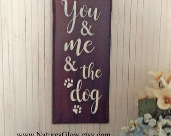 DOG Lovers Sign, Pet Decor, Pet Sign, Funny Pet Sign, Dog Lover Decor, Dog Signs for Home, Dog Wall Art, Dog Lover Gift, Dog Kennel Sign