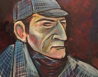 Sherlock Holmes Night (2017) by Mark Redfield