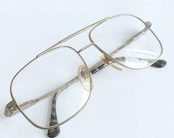 Vintage 1980's Givenchy Aviator Eyeglasses