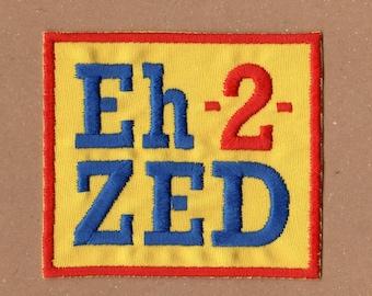 Eh 2 Zed Patch - True North Trilogy