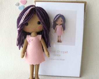Pocket Poppet Kit - Grace