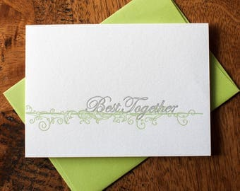 Best Together - Card