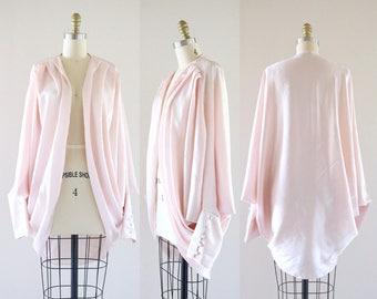 blush cocoon jacket