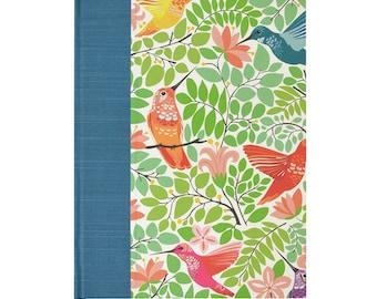 Baby  Keepsake Memory Book Hummingbirds