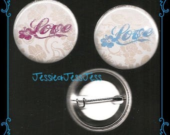 Limited Edition Love Button