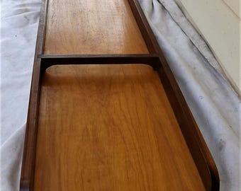 Dutch Shuffleboard Game Wood Vintage