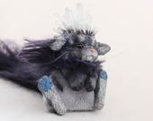 Crystal Kitten - Purple Storm