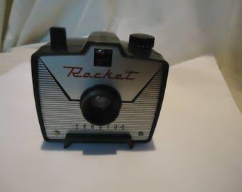 Vintage Rocket Spartus Camera, collectable