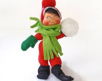 Vintage Annalee Mobilitee Doll 1983