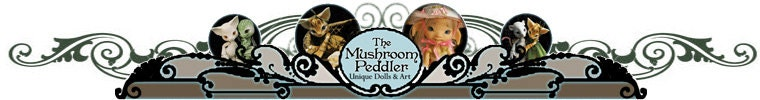 The Mushroom Peddler