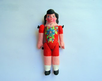 lupita doll mexican doll folk art doll