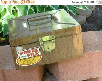 ON SALE NOW Vintage Retro Metal File Cabinet