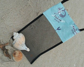 NEW Shell Collecting Bag Shell Tote Adult or Child Mermaids
