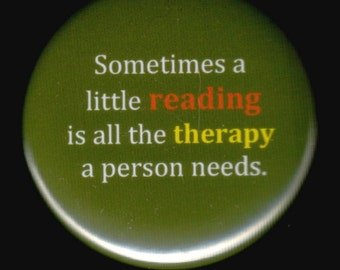 Reading Therapy Button
