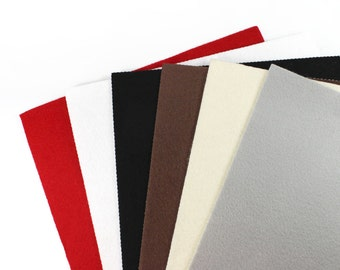 self adhesive felt sheets for backing - 9 x 12 - diy