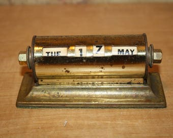 Perpetual Calendar - item #2511