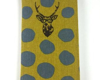 Weekly Planner (2017) - Mustard Deer - Japanese Import