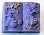 SoapRepublic Magic Book Silicone Soap Mold