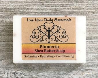 Plumeria Soap, hawaiian fragrance, hawaiian soap, hawaiian scented, plumeria fragrance, plumeria body wash, floral soap