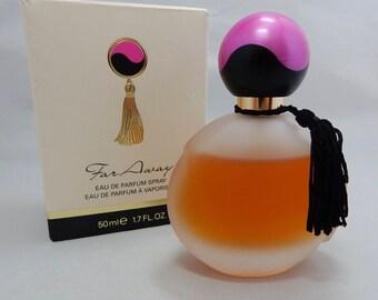 Avon Far Away Eau De Perfume Spray 1.7 Fl. oz    OAN8